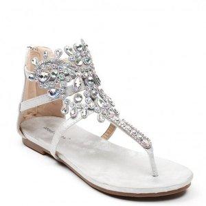 Sandaal met strass