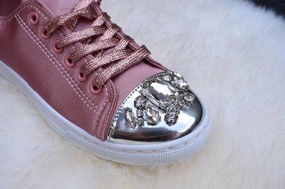 Sneaker Strass